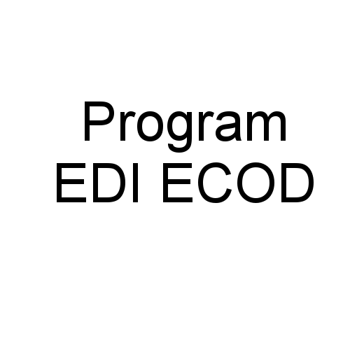 program-EDI-ECOD